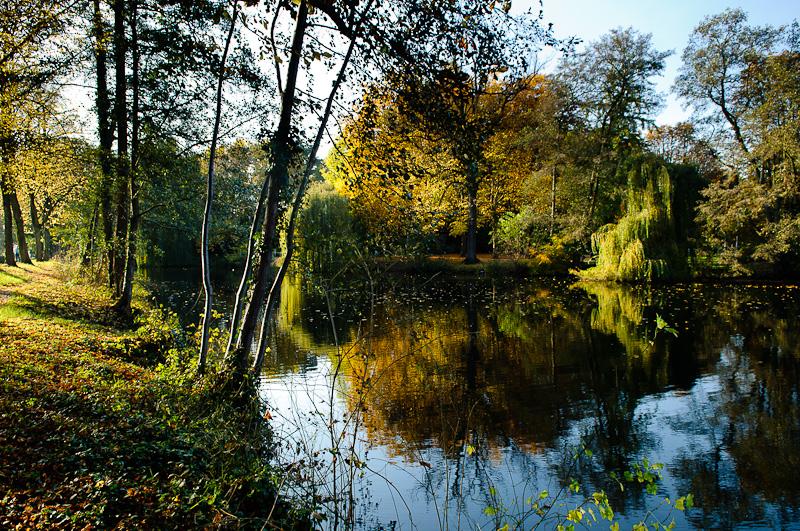 Herfst aan de Leidsche Rijn