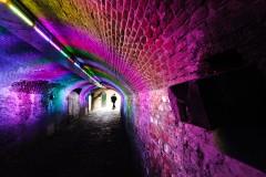 Trajectum Lumen, tunnel Ganzenmarkt